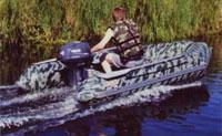 лодка краб